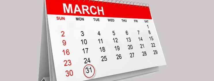 10 Things to Do Before March 31