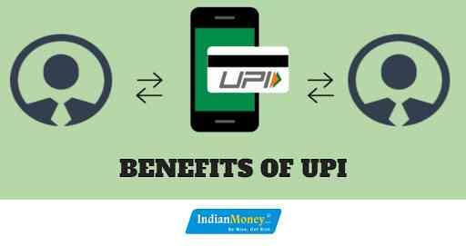 Benefits Of Using UPI