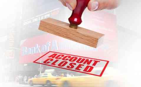 Closing a Bank Account