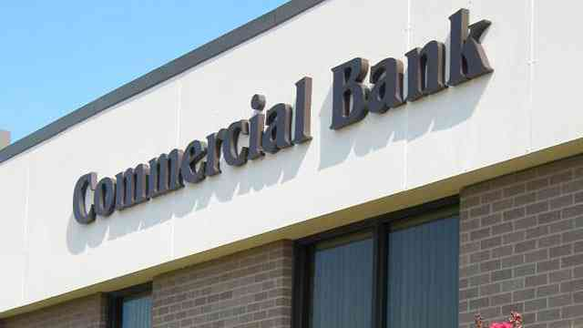 Commercial Banks or Retail Banks