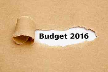Does The Union Budget 2016 Have Bad News For The Stock Market?