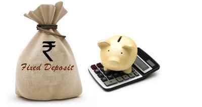 Fixed deposit accounts - FD - or Term deposits