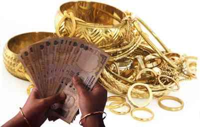Got money - Buy Gold wait Wait