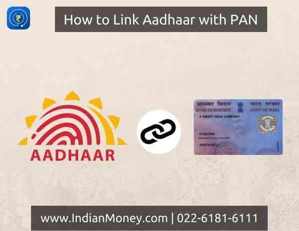 How To Link Aadhaar With PAN?