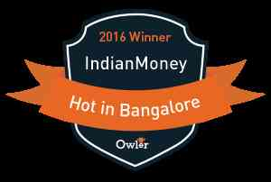 IndianMoney.com Is The Proud Recipient Of Owler 'HOT in 2016' Winner in Bangalore