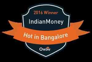 IndianMoney.com Is The Proud Recipient Of Owler 'HOT in 2016' Winner in Bangalore
