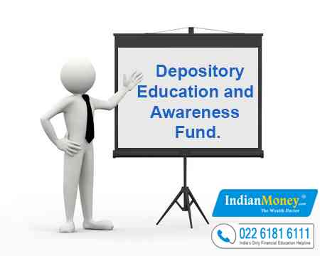 Is Depository Education and Awareness Fund Serving Its Purpose?