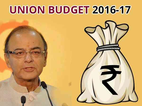 Key Highlights of Union Budget 2016-2017