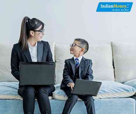 MOM AND MONEY - 1 : Mom Is The First Money Manager Of Every Family