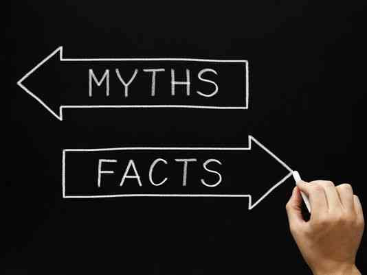 Myths Associated with Investing in the Stock Market