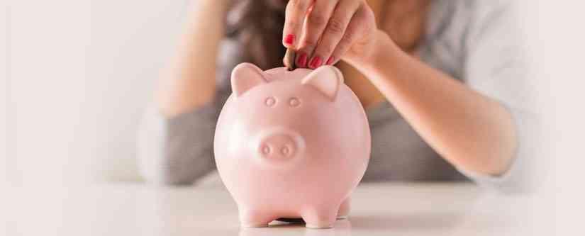 Saving deposits or accounts