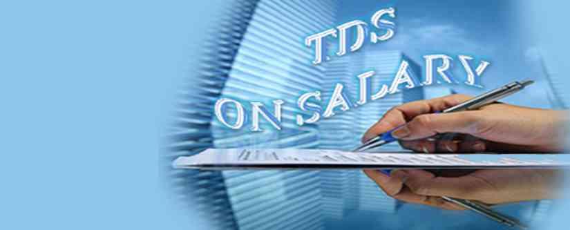 TDS on Salary?