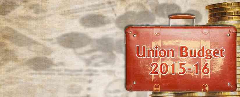 Union Budget 2015-2016