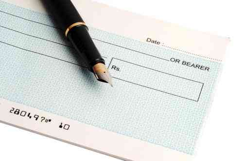 What are the Features of a Cheque?