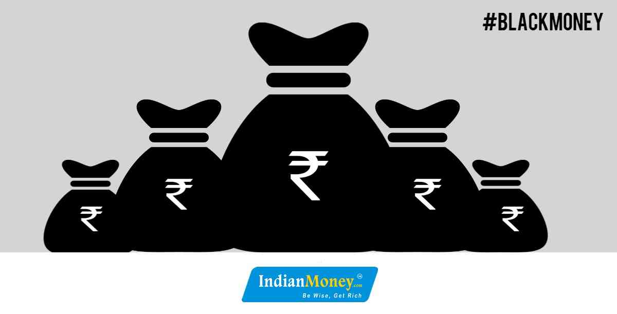 What Happens When Black Money Is Destroyed?