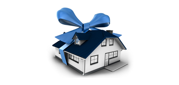 save tax on gifted or inherited property